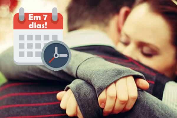 COMO RECONQUISTAR O EX NAMORADO EM UMA SEMANA