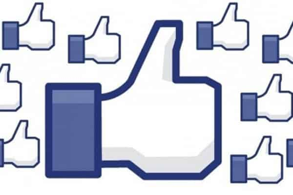 curtir do facebook