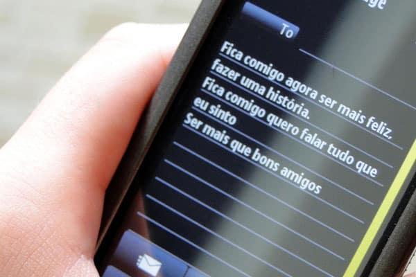 Como reconquistar o ex namorado por sms